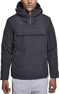 Urban Classics Men's High Neck Pull Over Jacket