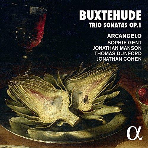 Buxtehude: Trio Sonatas Op.1 / Arcangelo