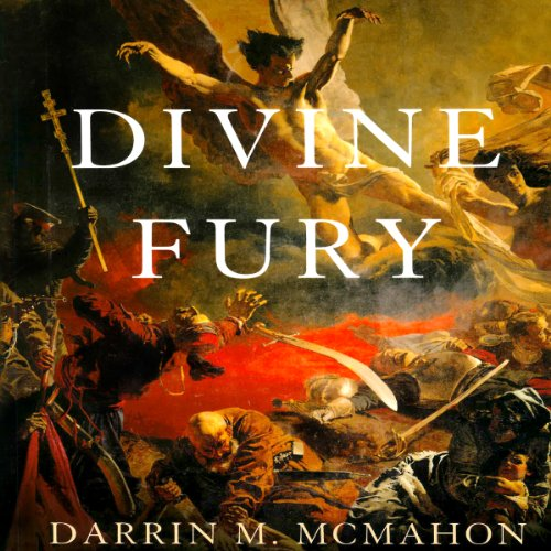 Divine Fury audiobook cover art