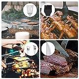 Immagine 1 barbecue accessori 11 pezzi utensili