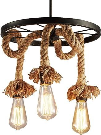 Amazon.es: lamparas antiguas - Iluminación colgante ...