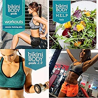Kayla Itsines Bikini Body Guide and Help Nutrition PDF