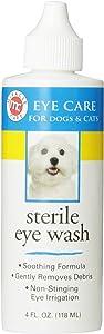 Miracle Care Sterile Dog Eye Wash