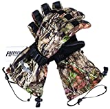Flambeau Outdoors 3.7V Rechargeable Heated Gloves, Mossy Oak Break-Up Country Camo (Small)