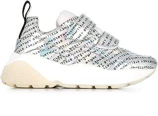 STELLA MCCARTNEY Luxury Fashion Womens 491513W02S48314 Silver Sneakers | Fall Winter 19