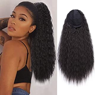 Best deep wave ponytail hairstyles Reviews