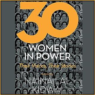30 Women in Power cover art