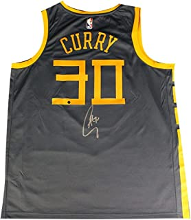 a2c78e037224 Stephen Curry Autographed Signed Memorabilia Golden State Warriors Indigo  Nike Dri-Fit Men S Chinese Heritage The Bay City Edition Swingman Jersey  (On Court ...