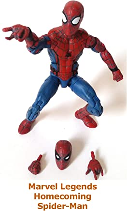 Clip: Marvel Legends Homecoming Spider-Man