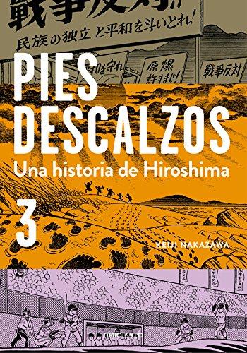 Pies descalzos 3: Una historia de Hiroshima (Best Seller | Cómic)