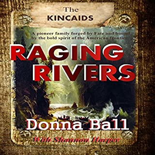 Raging Rivers cover art