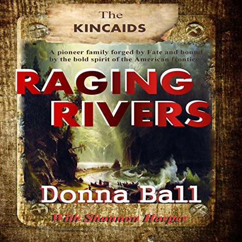 Raging Rivers audiobook cover art