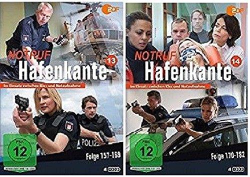 Notruf Hafenkante - Staffel 13+14
