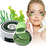 Collagen Eye Mask, Masque Yeux, Hydrogel Eye Patch, Collagène Hydratant Masque Yeux,...