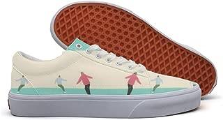 Armsttm Women Skate Shoes skate astronaut Classic Suede Sneaker