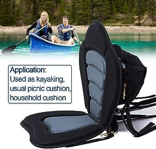 Gazechimp Noir Comfort Sit on Top Kayak Canoe Lower /& Lumber Back Seat Soutien Rest