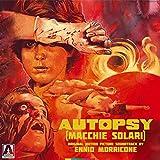 Autopsy (Macchie Solari) (Original Motion Picture Soundtrack) - 2018 Record Store Day Ltd. Edition Orange Marble Vinyl