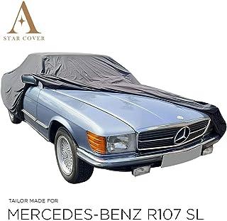 Guoguocy Housses pour Auto Housse de Protection Compatible avec la Voiture Couvre Mercedes-Benz Classe SLK Protection SUV Couverture All Weather imperm/éable Color : A, Size : SLK 200