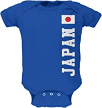 FIFA World Cup Japan Blue Baby One Piece