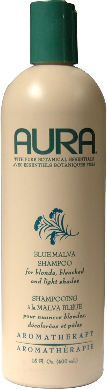 Aura Shampoo - Blue Malva 16 Pack of 4 years warranty Houston Mall 2 oz.