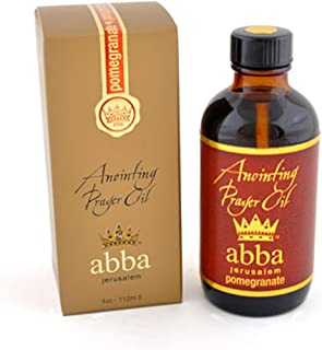 ABBA Anointing Oil-Pomegranate in Gift Box-2oz