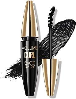 Waterproof Mascara,Dingji Natural Mascara Extension Makeup Voluminous Eyelashes Mascara, Long-Lasting, No Smudging & No Cl...