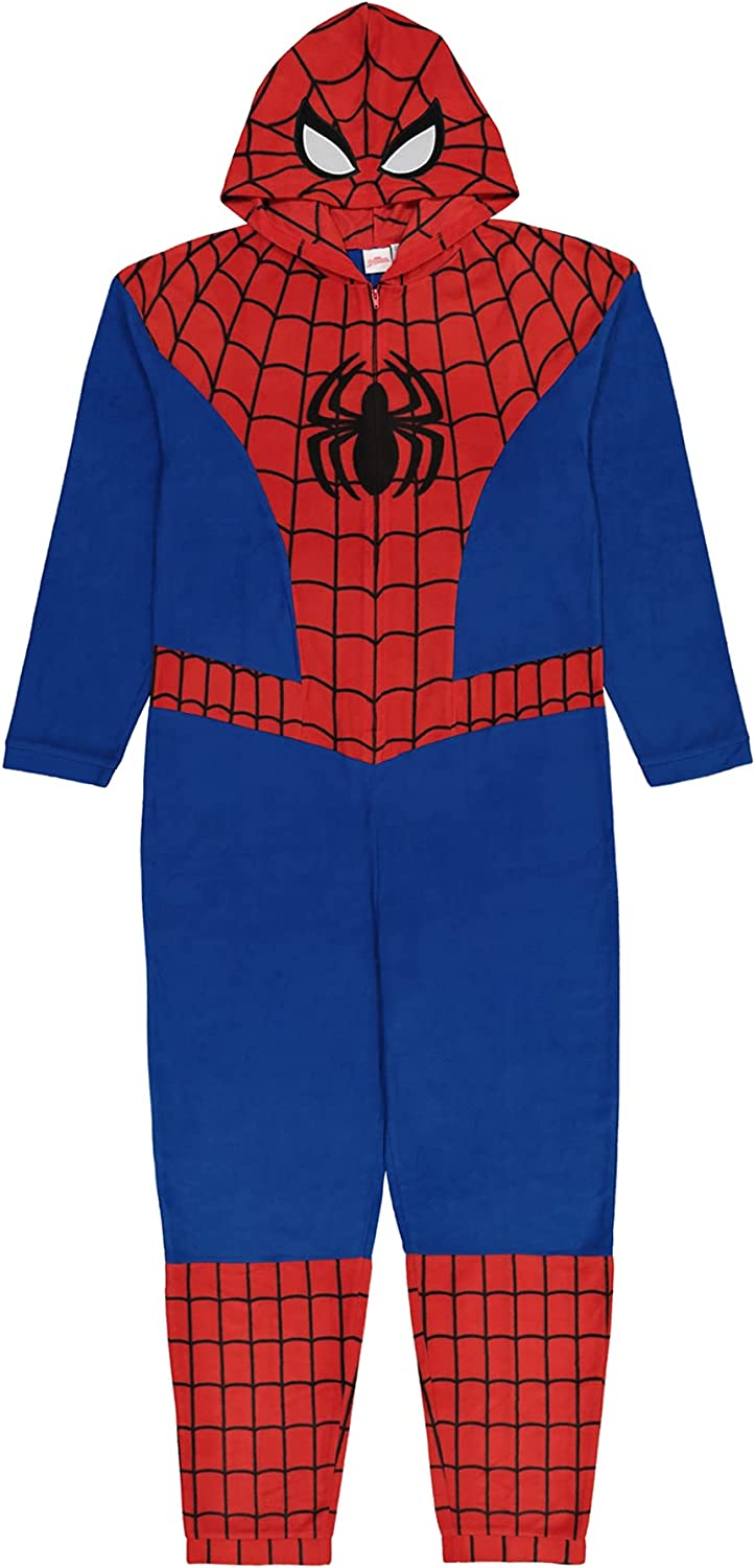 Marvel Men's Hooded Union Suit at  Men's Clothing store