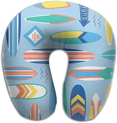 58162102f48c Amazon.com: Cloudz PRYM1 Microbead Patterned Travel Neck Pillows ...