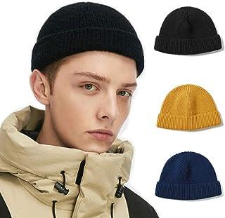ニット帽 メンズ イスラム帽子 ワッチ キャップ メンズ ニットキャップ 防寒帽子 カッコイイ ニット帽 大きいサイズ メンズ 男女兼用