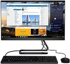 Lenovo IdeaCentre A340 All-in-One PC ، صفحه لمسی 23.8 اینچی ، 9th Gen Intel Core i3 ، حافظه 8 گیگابایتی ، هارد دیسک 1 ترابایتی ، ویندوز 10