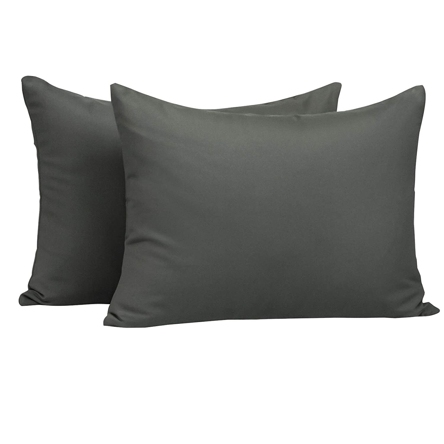 NTBAY Microfiber Toddler Pillowcases Max 64% OFF 2 Pcs Inexpensive Trave Zipper Closure
