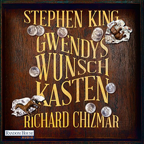 Gwendys Wunschkasten                   By:                                                                                                                                 Stephen King,                                                                                        Richard Chizmar                               Narrated by:                                                                                                                                 Anna Thalbach                      Length: 2 hrs and 28 mins     Not rated yet     Overall 0.0