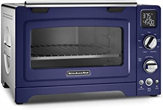 "KitchenAid KCO275MY Convection 1800W Digital Countertop Oven, 12"", Majestic Yellow (Renewed)"