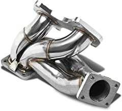 For Mazda RX-7 Stainless Steel T4 Turbo Manifold - FD FD3S