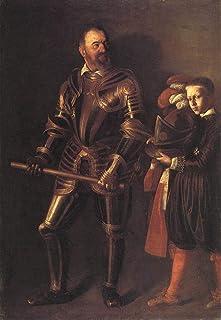 Singing Palette 3 Dipinti Famosi - €40-€1500 Pittura a Olio a Mano da pittori accademici - Ritratto di Alof de Wignacourt1...