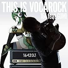 THIS IS VOCAROCK feat.GUMI ジャケットイラストレーター:鳥越タクミ
