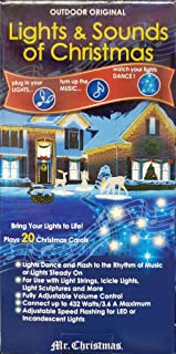 Best christmas light displays synced to music Reviews
