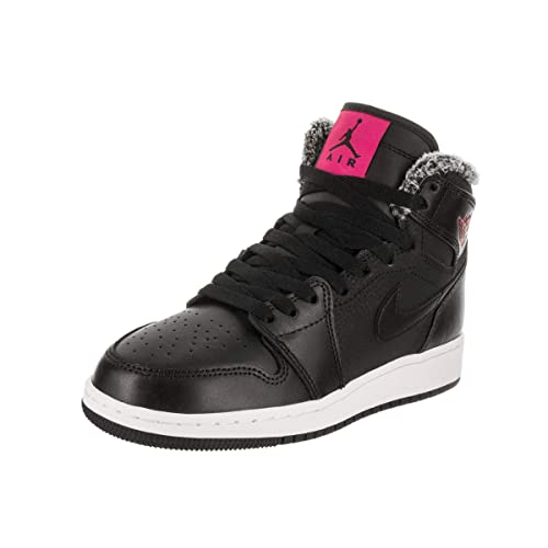 20aa0aced9b41e Jordan Nike Kids Air 1 Retro High GG Basketball Shoe