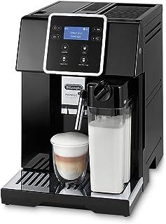 De'LonghI Perfecta EVO ESAM420.40.B - Cafetera Superautomática (19 bares, Sistema Cappuccino Automático, multiples recetas...