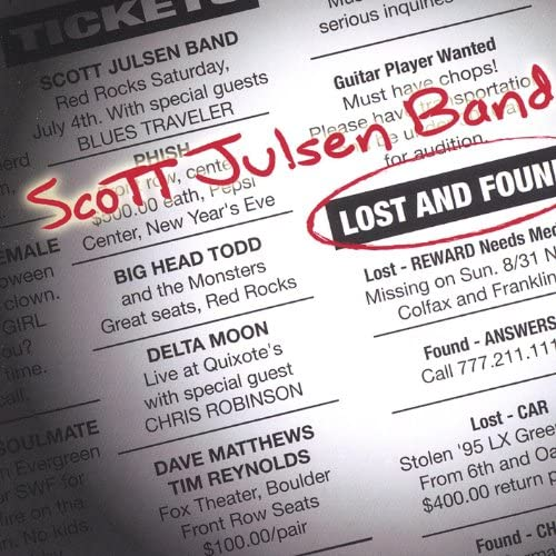 Scott Julsen Band
