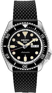Seiko SRPD95 Seiko 5 Sports Men's Watch Black 42.5mm Stainless Steel