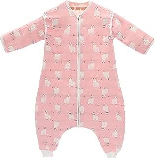 Happy Cherry Baby Sleeping Bag Wearable Blanket Sleep and Play Removable Sleeve