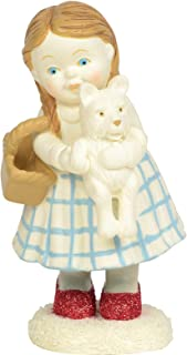 Department 56 Snowbabies Guest Collection Wizard of Oz Dorothy If I Could Only Go Home Figurine, 4.375