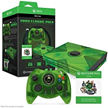Hyperkin Xbox Classic Pack for Xbox One X Collector's Edition - Officially Licensed By Xbox