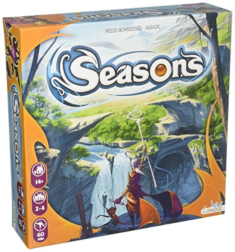 Seasons SEAS01 Brettspiel