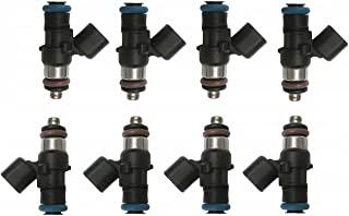 High Performance NEW SET 8 FUEL INJECTOR Fits for 2006-2017 CHEVY CAMARO CORVETTE SS 6.2L 7.0L Vin W,E