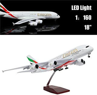 Best airplane emirates a380 Reviews