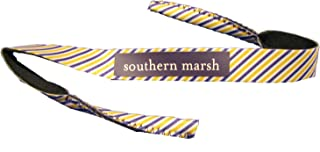 Southern Marsh Striped Sunglass Strap