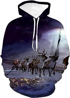 IZHH Men's Hoodie Pullover Sweatshirt Costume Outwear Autumn Coat