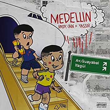 Medellin (feat. Yassir, Los Del Control)